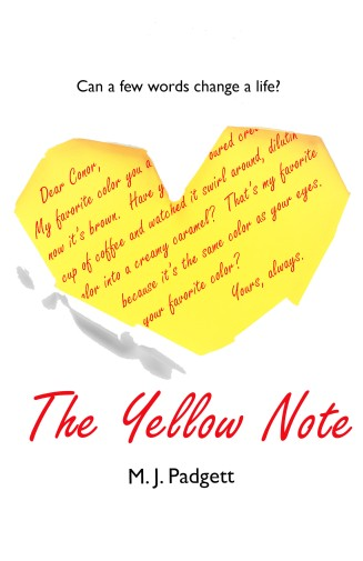 The Yellow Note cover ebook