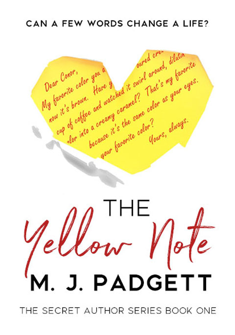The Yellow Note Front Cover