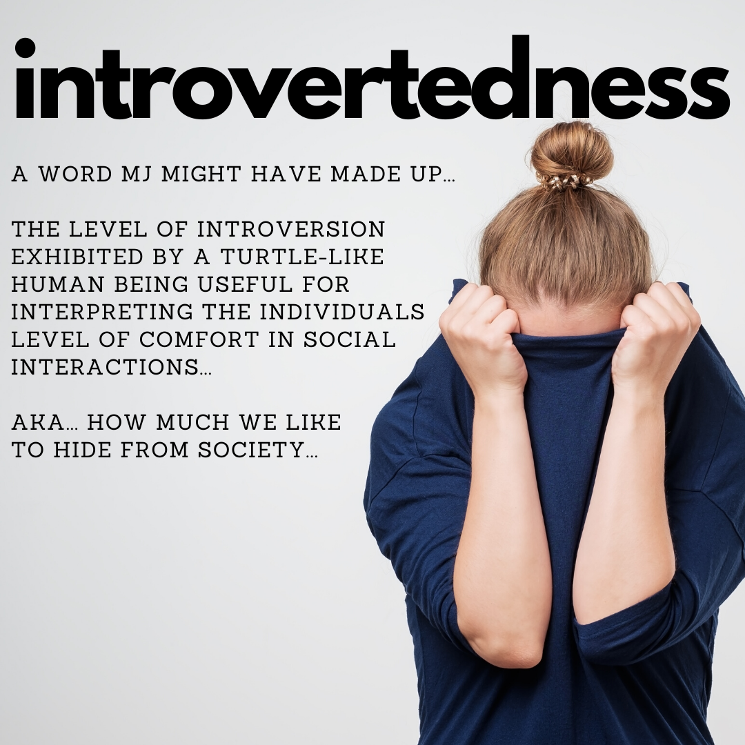 introvertedness