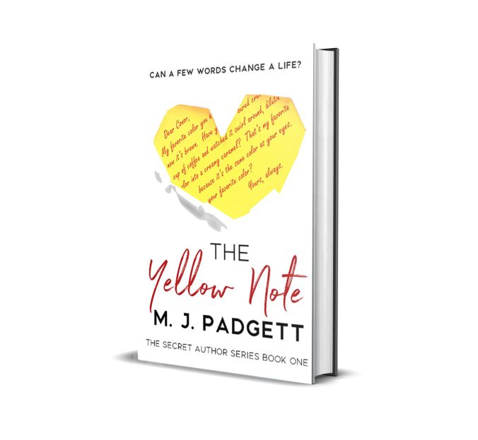 The Yellow Note Hardcover